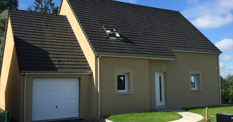 Maison de 3 chambres à Lisieux