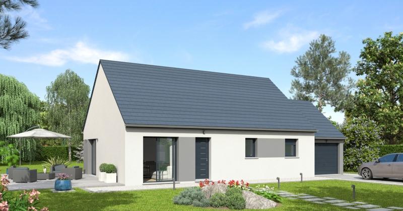 Modèles maisons malines bessin pavillons constructeur normand