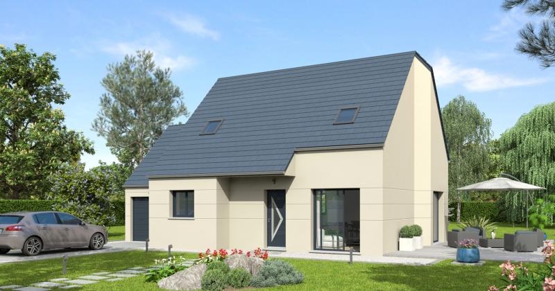 construction maison 6 pièces à étage