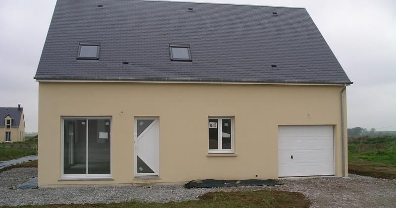 Maison de 3 chambres