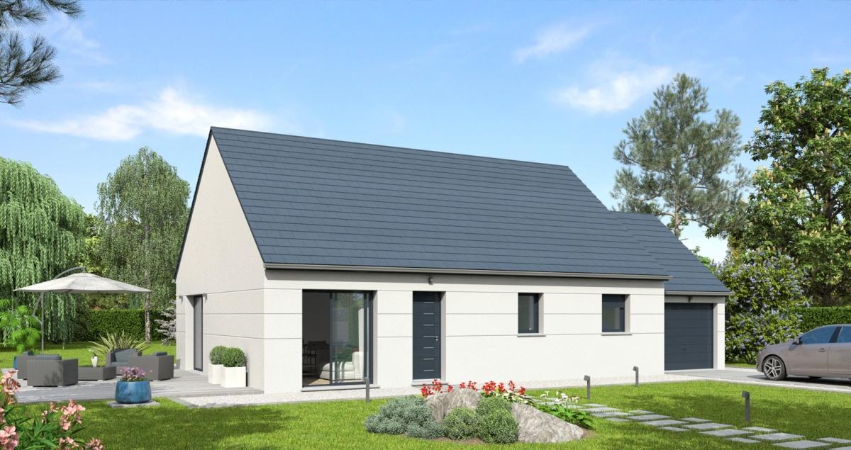 bessin pavillons constructeur de maison individuelle CAEN