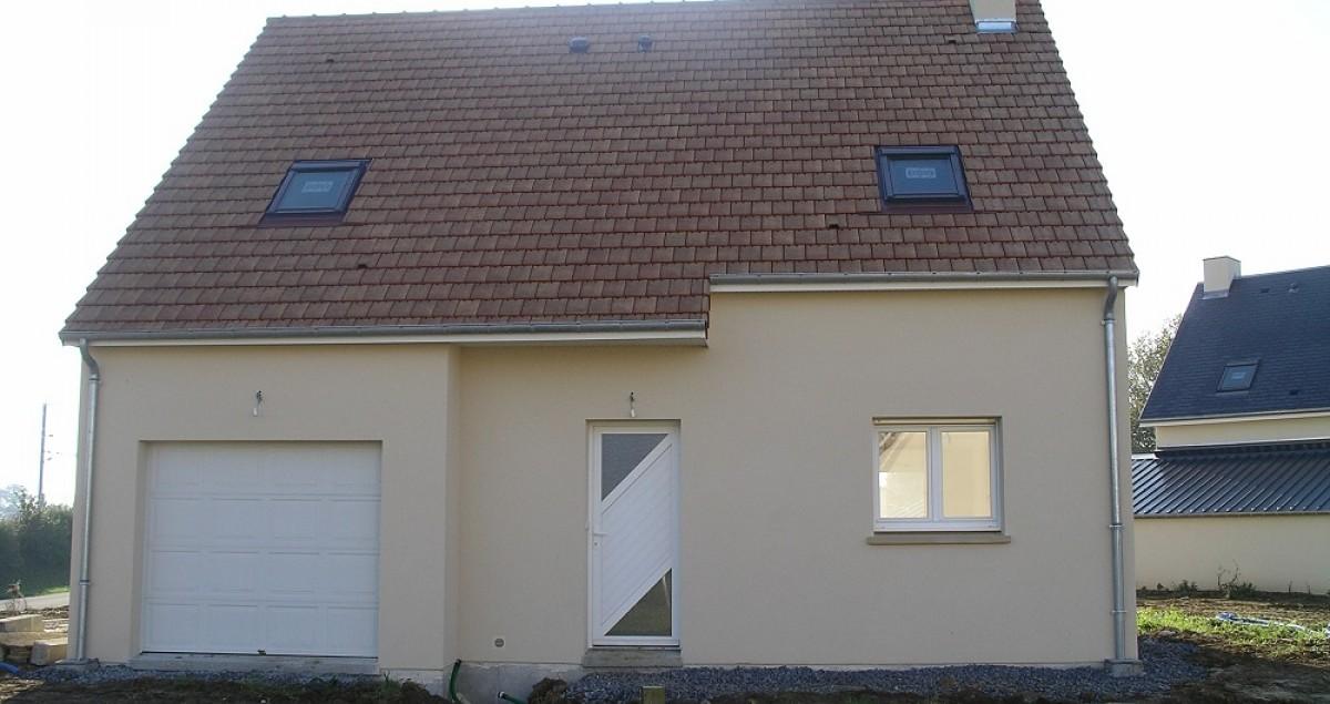 Maison 3 chambres à 10 min de Lisieux