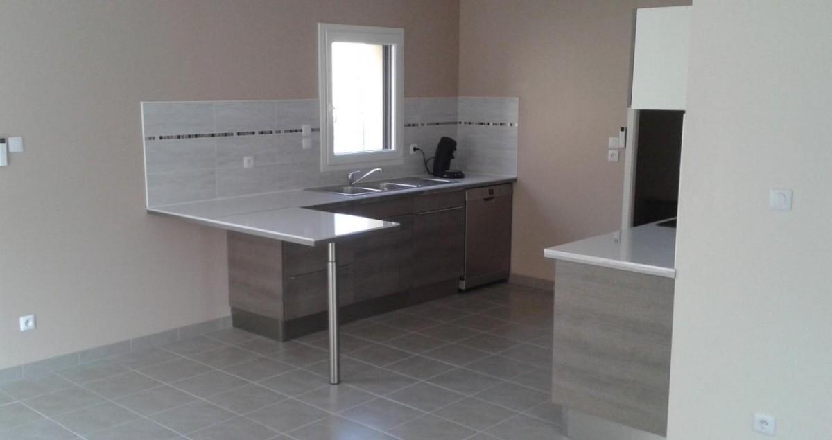 Calvados maison de 3 chambres avec garage 145760 for Chambre avec baignoire